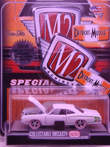 collectable diecast promo m2 1
