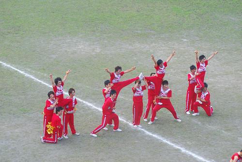 啦啦舞蹈比賽-財務金融系