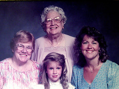 Four Generations circa 1986