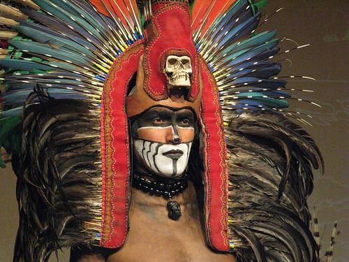 Azteco ritratto