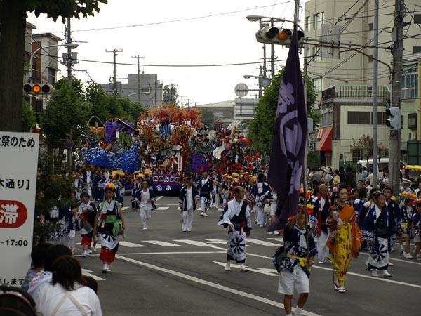 2008年 八戸三社大祭 お通り 6