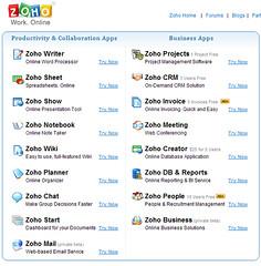 Zoho_Productsr