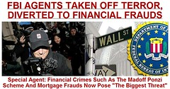"FINANCIAL CRIMES NOW POSE ""THE BIGGEST TH..."
