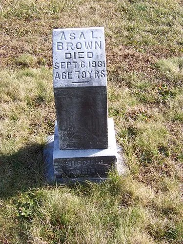 Gettysburg Almshouse Cemetery (4/6)
