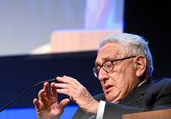 Henry Kissinger - World Economic Forum Annual Meeting Davos 2008