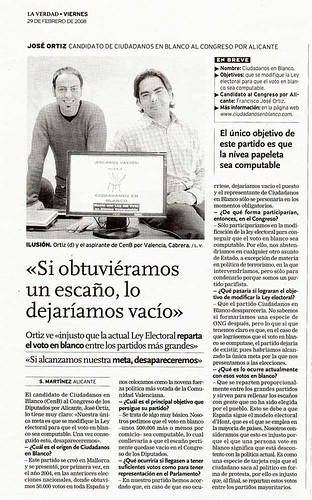 Ciudadanos en Blanco - Valencia