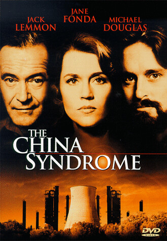 China Syndrome One Sheet by cleveragency
