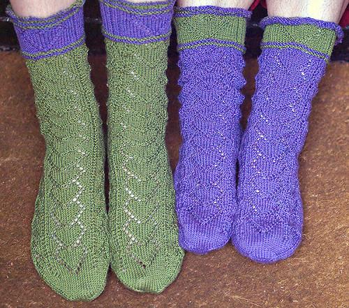 lovers' socks