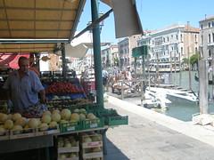 Venezia, Mercato di Rialto