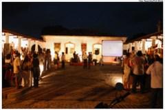Abertura da mostra acontece no Mercado da Ribeira. Foto: Passarinho/Pref.Olinda