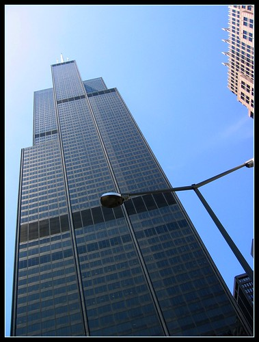 Oh Is That The Sears Tower?