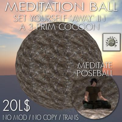 Domicile Meditation Ball