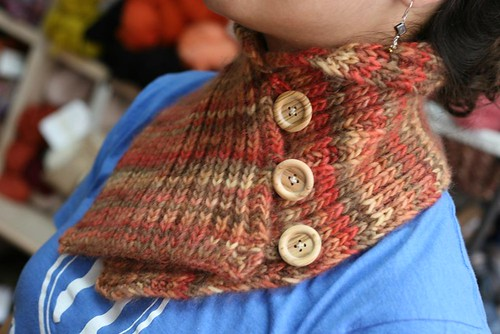 Brioche Neck Warmer