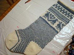 katie's stocking
