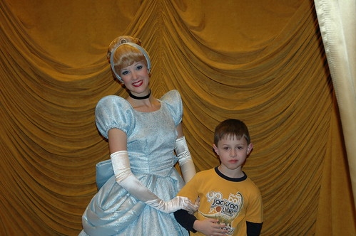 T with Cinderella