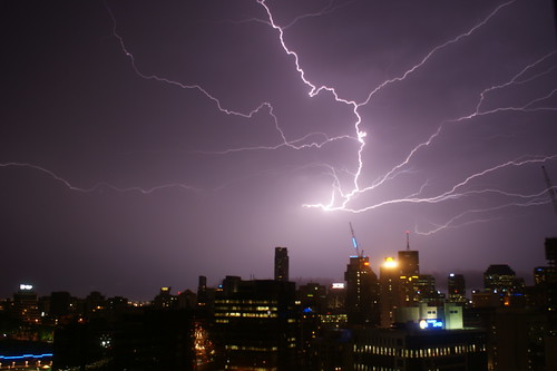 Brisbane Lightening