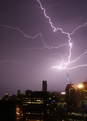 Brisbane Lightening