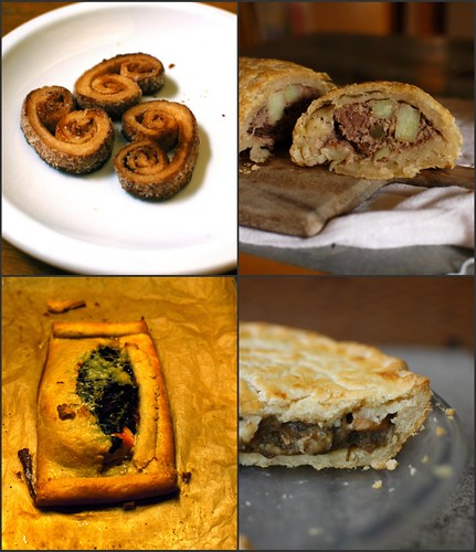 some of the foods you can make with puff pastry