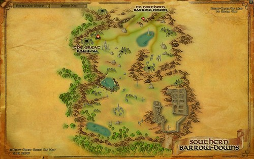 Map - South Barrow-Downs 001