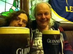 Dublin Trip 1st Guinness