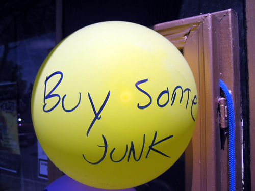Buy Some Junk