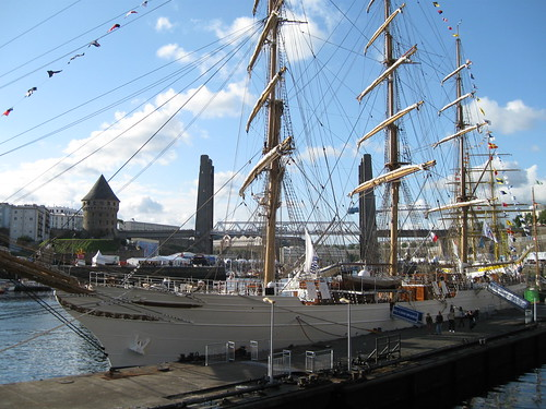 Brest 2008 : Cisne Branco