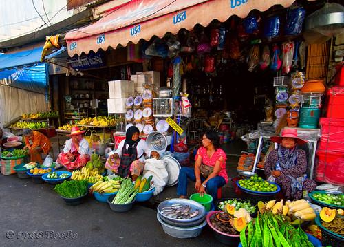 Local Street Market