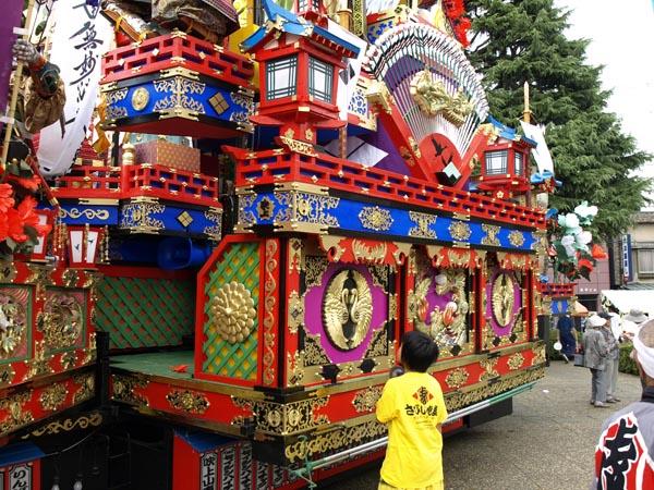 八戸三社大祭 2008 その他写真 4