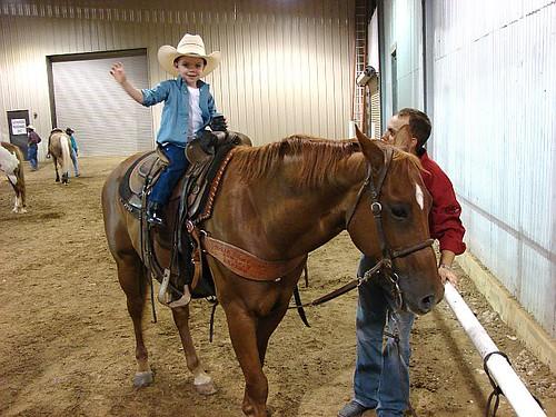Grant the cowboy