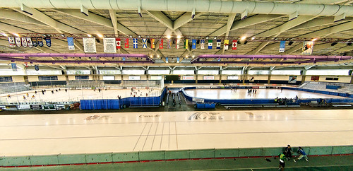 Olypic Oval Calgary, Alberta