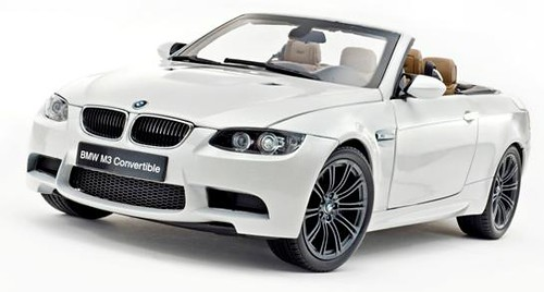 Bmw M3 convertible Kyosho