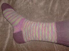 Carnivale du Printemps - Sock 1 Complete