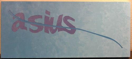 CAPTCHA Painting