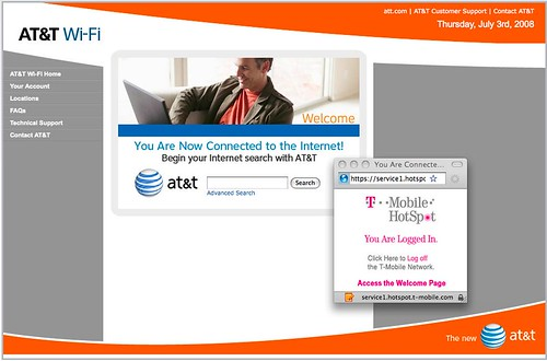 AT&T or T-Mobile
