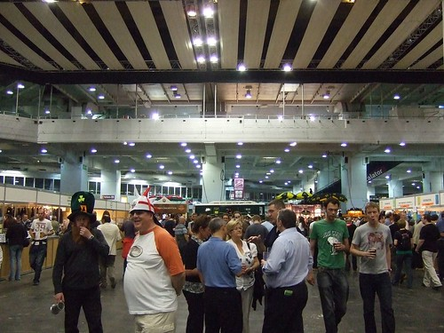 GBBF-- a grim venue in which to get your buzz on.
