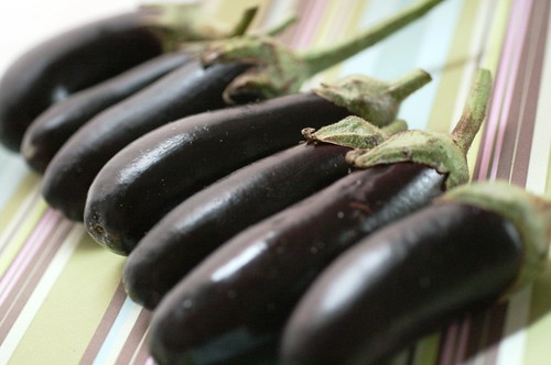 Little Fingers Eggplants