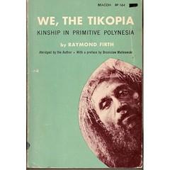 We, the Tikopia