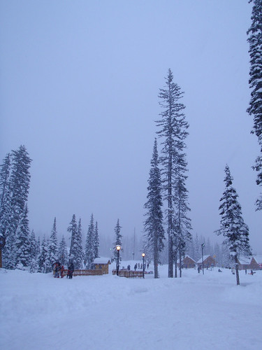 Boxing Day @ Big White....