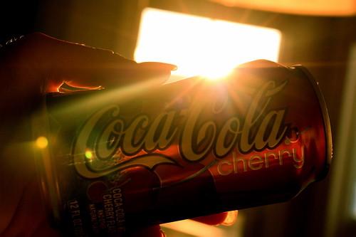 coke flare