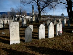 Goodrich (Ann Story) Family Plot