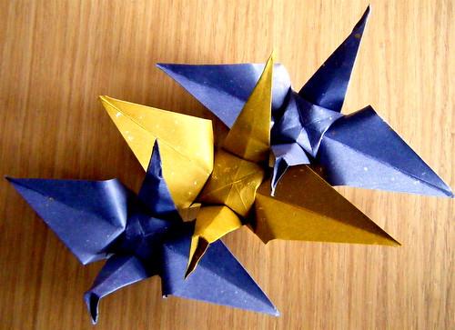 Origami Trio 1