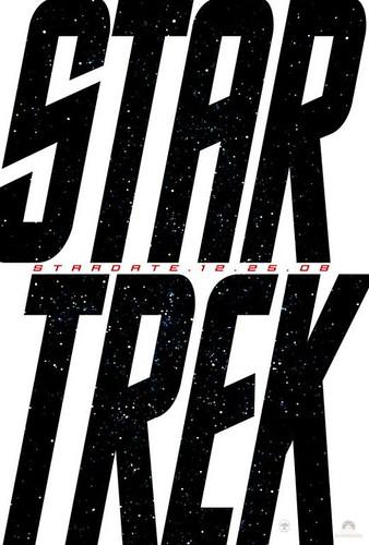 Star Trek (2008) poster