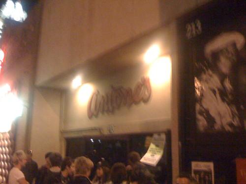 Antone's @ SXSW 2008