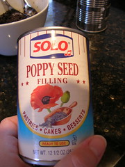 Solo Poppy Seed Filling