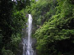 Wailua Falls, along the Road to Hana, Maui, Ha...