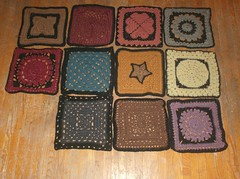 2008 Sampler Afghan Progress