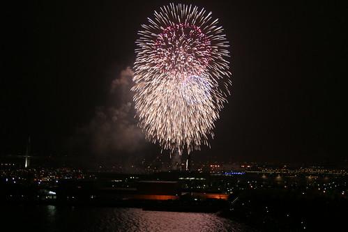 Fireworks, Yokohama