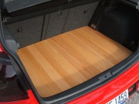 Wood floor in the trunk, like a truck bed. - NASIOC