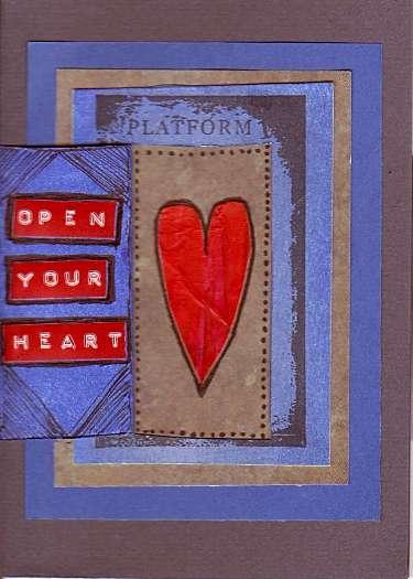 Door Card Two - Inside