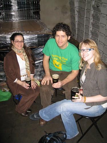 Rod, Alyson & Marita Beth
